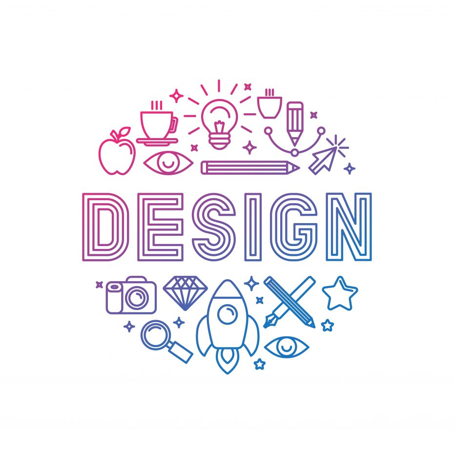 Free graphic design for business logo