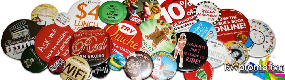 Custom Button Badges