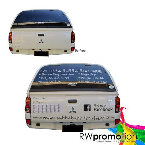 Car Wraps & Vehicle Graphics